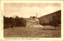 The Old Forge Mt. Riga