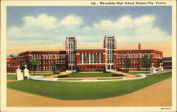 Wyandotte High School