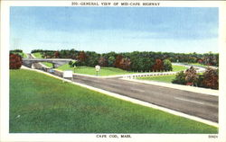 General View Of Mid-Cape Highway