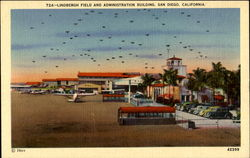 Lindbergh Field And Administration Building