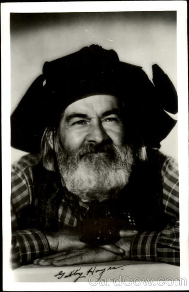 George 39 gabby 39 hayes celebrities for Gabby hayes