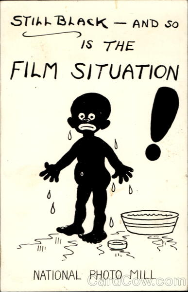 Still Black And So Is The Film Situation Black Americana