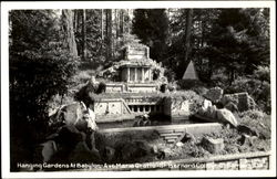 Hanging Gardens At Babylon-Ave Maria Grotto, St. Bernard College
