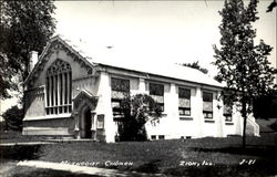 Memorial Methodist Church Postcard