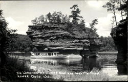 The Wisconsin At Sugar Bowl And Grotto Rock