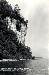 Indian Head On Eagle Cliff, Peninsula State Park