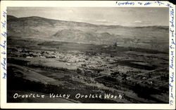 Oroville Valley