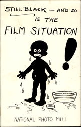 Still Black And So Is The Film Situation
