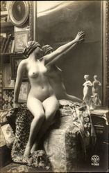 French Nude Series 4068-2