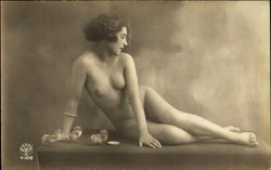 French Nude Series 4108-1
