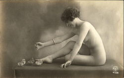 French Nude Series 4108-2