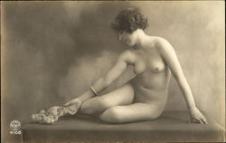 French Nude Series 4108-3