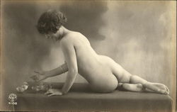 French Nude Series 4108-4