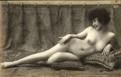 French Nude Series 4157-2