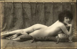 French Nude Series 4157-3