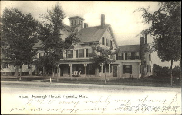 Jyanough House Hyannis Massachusetts