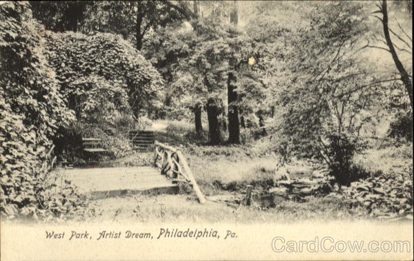 West Park Artist Dream Philadelphia Pennsylvania