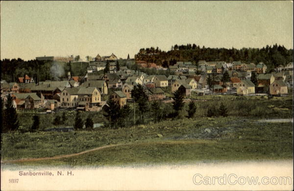 Town View Sanbornville New Hampshire