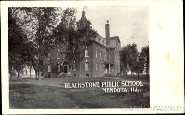 Blackstone Public School Mendota Illinois