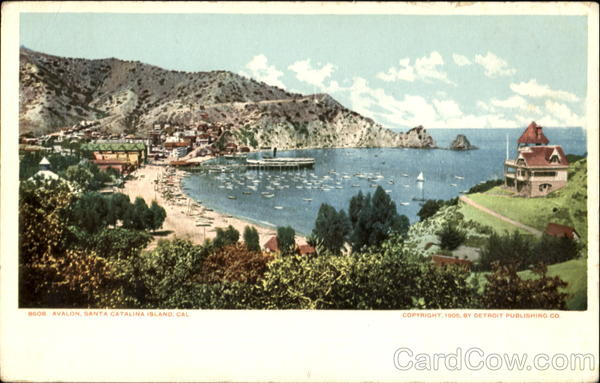 Avalon Santa Catalina Island California
