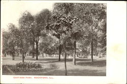 East-Side Park Postcard