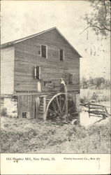 Old Horshor Mill
