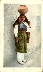 A Woman Of Isleta