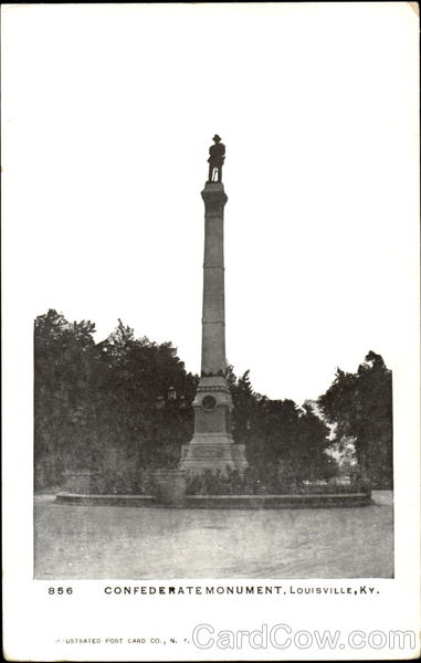 Confederate Monument Louisville Kentucky