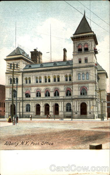 Post Office Albany New York