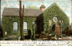 Old St. Paul Church Postcard
