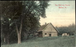 The Old Log House