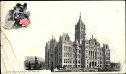 City And County Building Postcard