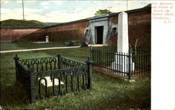 Fort Moultric And Grave Of Oceola The Indian Chief