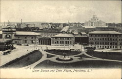 Union Station And State House