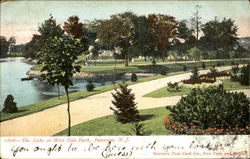 The Lake, West Side Park