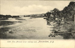 The Mohawk River Looking West