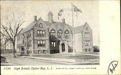 High School, Oyster Bay