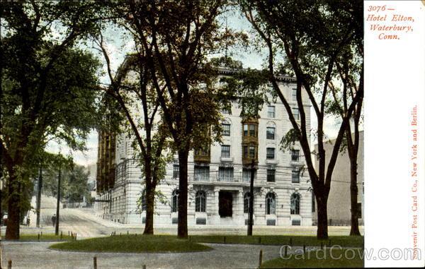 Hotel Elton Waterbury Connecticut
