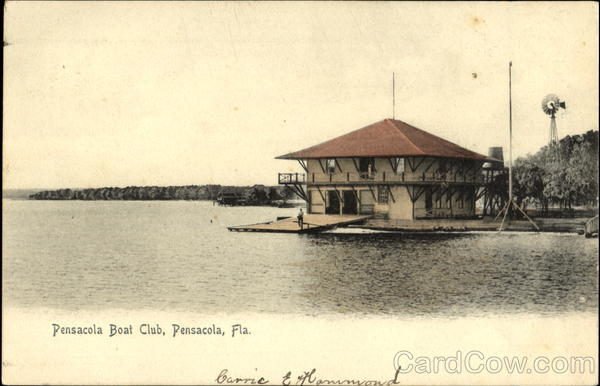 Pensacola Boat Club Florida