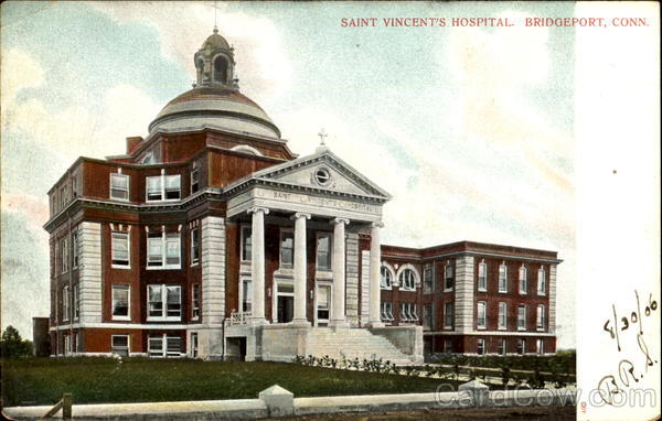 Saint Vincent's Hospital Bridgeport Connecticut
