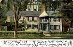 The Wayside Hawthorne's Home