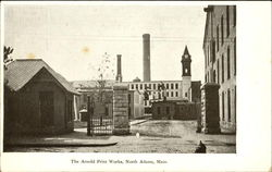 The Arnold Print Works Postcard
