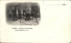 Lobby Hotel Guilford