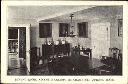 Dining Room, 135 Adams St.