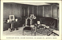 Panelled Room, 135 Adams St.