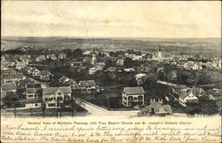 General View Of Northern Pascoag