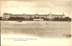 Hotel Royal Poinciana Postcard