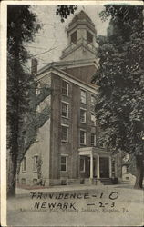 Administration Hall, Wyoming Seminary