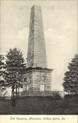 The Wyoming Monument