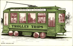 New Haven To Suburbs Trolley Trips